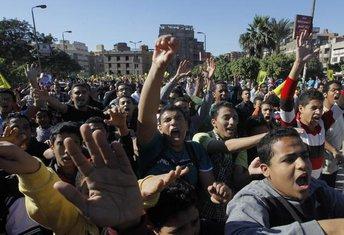 Demonstracije u Kairu