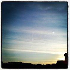 suton, nebo, vrijeme