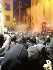 Italija, protesti