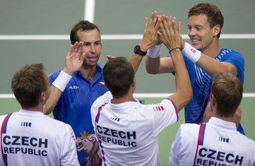 Teniseri Češke
