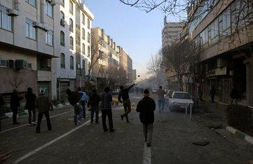 Teheran protesti