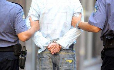 Hrvatska hapšenje