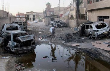 Irak napad
