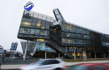 Sjedište Hypo Alpe Adria banke u Klagenfurtu