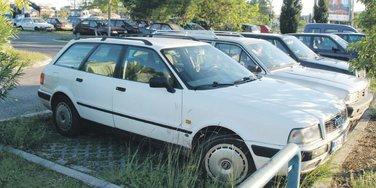 parking SC Morača