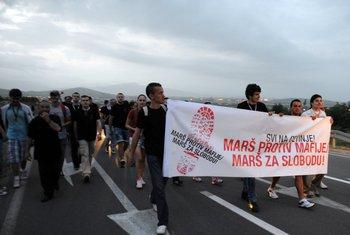 Marš protiv mafije