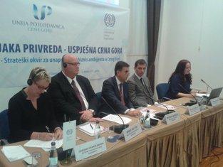 Unije poslodavaca Crne Gore (UPCG) i Međunarodna organizacija rada (ILO)