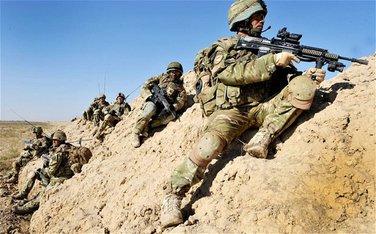 NATO, vojnici, Avganistan