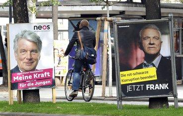 Austrija, izbori