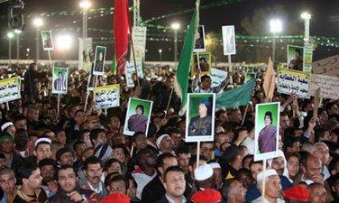 Protesti u Libiji