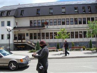 policijska stanica Rožaje
