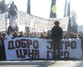Protesti održani u novembru 2011