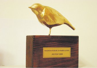 Zlatni vrabac, AVI fest