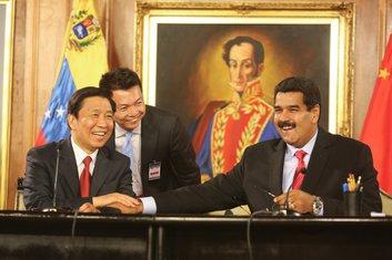 Maduro i Si Đinping