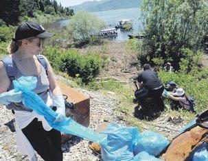 Čišćenje jezera