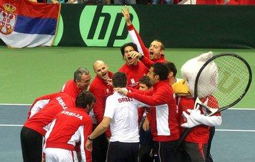 Teniseri Srbije