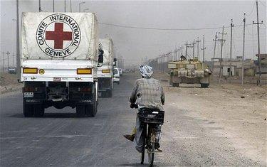 Sirija, Crveni krst