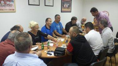 Sastanak ženskih odbojkaških klubova