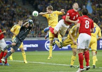 Ukrajina - Engleska