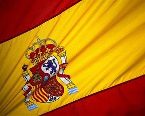 Španija, zastava