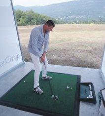 Golf vježbalište