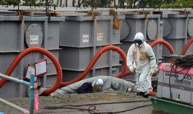 Fukušima, radioaktivna voda