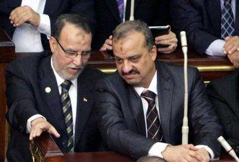 Funkcioner Partije za slobodu i pravdu i Muhamed el Beltagi