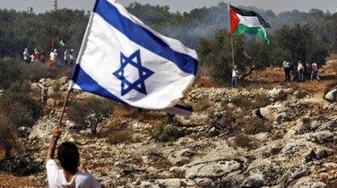 Palestina Izrael
