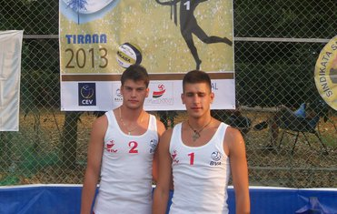 Andrej Bojić i Ognjen Betić