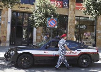 Policija u Bejrutu