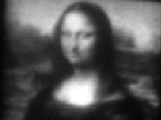 Mona Liza, najmanja Mona Liza