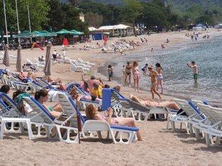 Budva, plaža