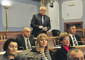 opozicija, emilo Labudović, Skupština CG