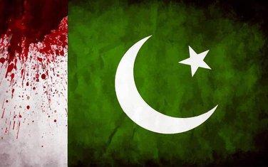 Pakistan, zastava