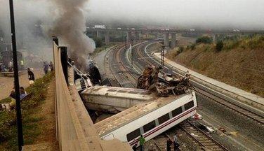 Voz nesreća u Španiji