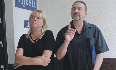 Velimir i Olivera Sarić