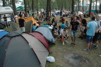 Lake fest kamp