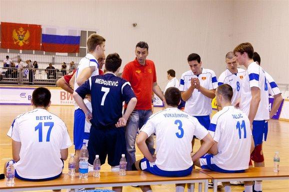 Muška juniorska odbojkaška reprezentacija Crne Gore