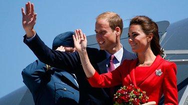 Princ Vilijam, princeza Kejt