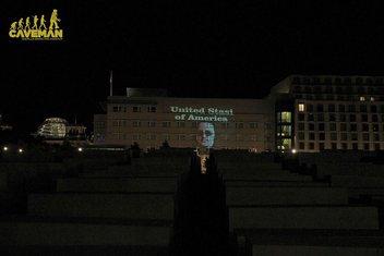 Berlin, ambasada SAD