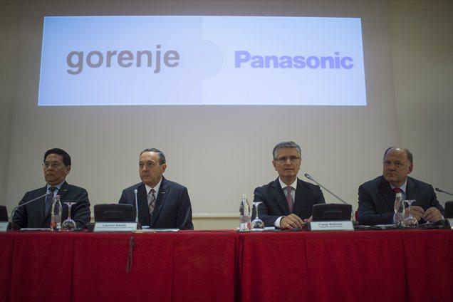 Gorenje i Panasonic