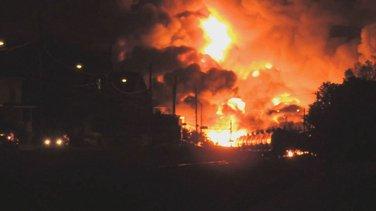 požar u Kanadi