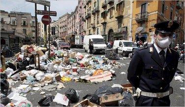 Njujork, smeće