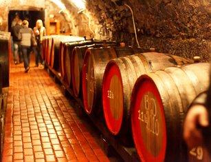 Vino, Burad vina, Evropsko vino