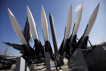 Raketni lanseri, S.Koreja
