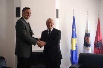 Haradinaj i Vujičić