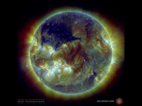 Rupa na Suncu