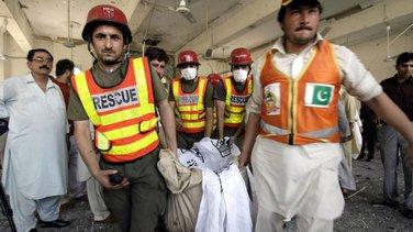 Pakistan ubistvo turista