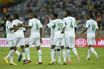 Fudbaleri Nigerije