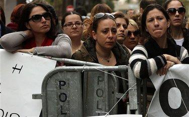 Kipar, protesti